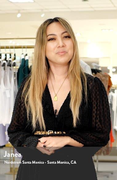 Cyndi Fit & Flare Dress, sales video thumbnail
