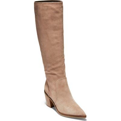 Cole Haan Willa Knee High Boot, Beige