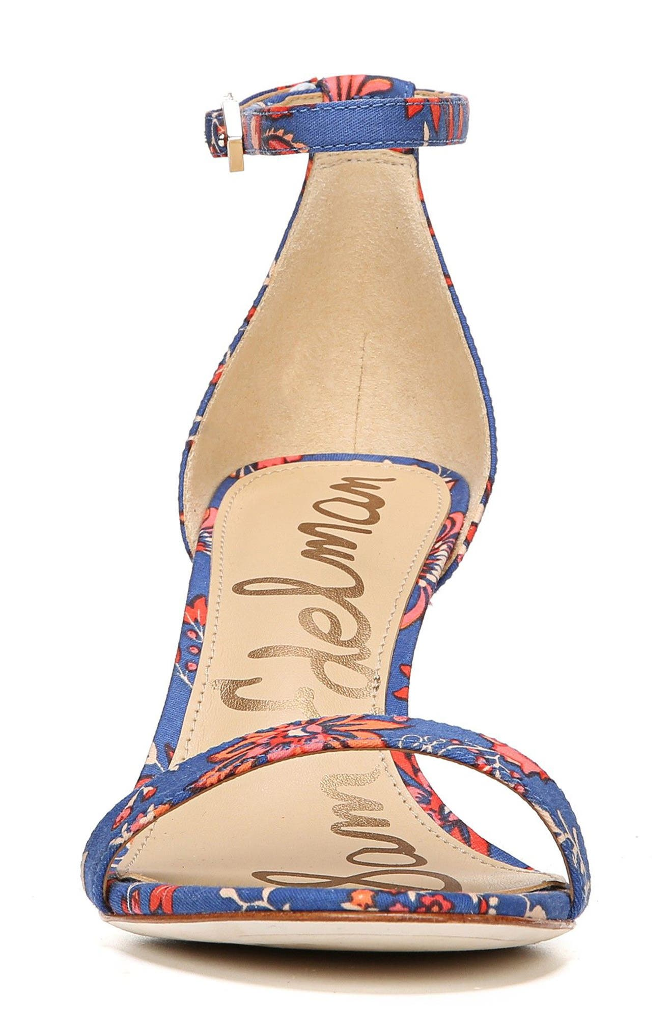 ,                             'Patti' Ankle Strap Sandal,                             Alternate thumbnail 105, color,                             405