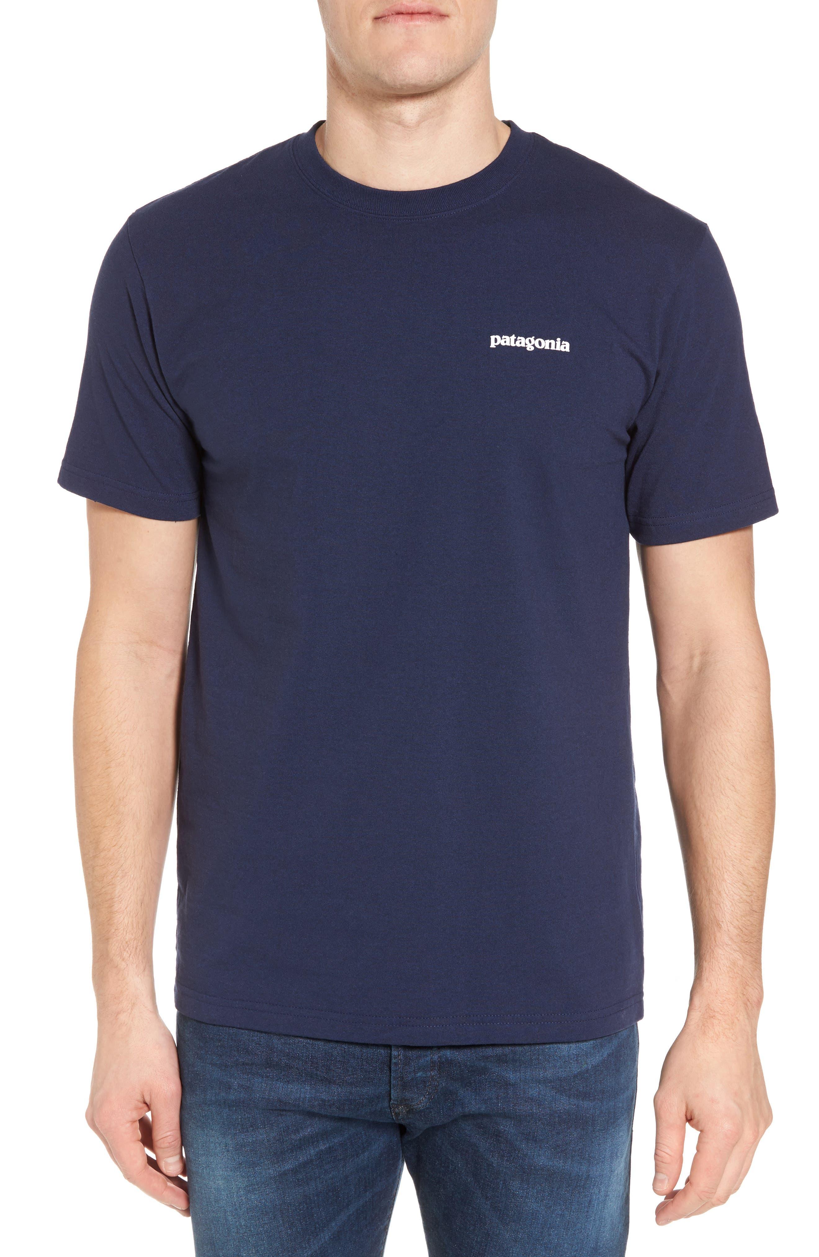 Patagonia Responsibili-Tee T-Shirt, Blue