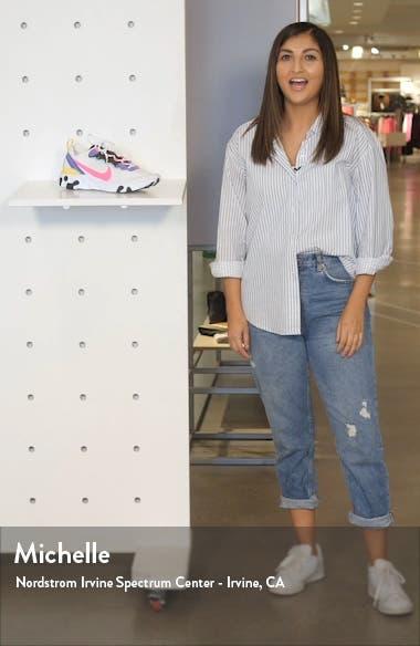 React Element 55 Sneaker, sales video thumbnail