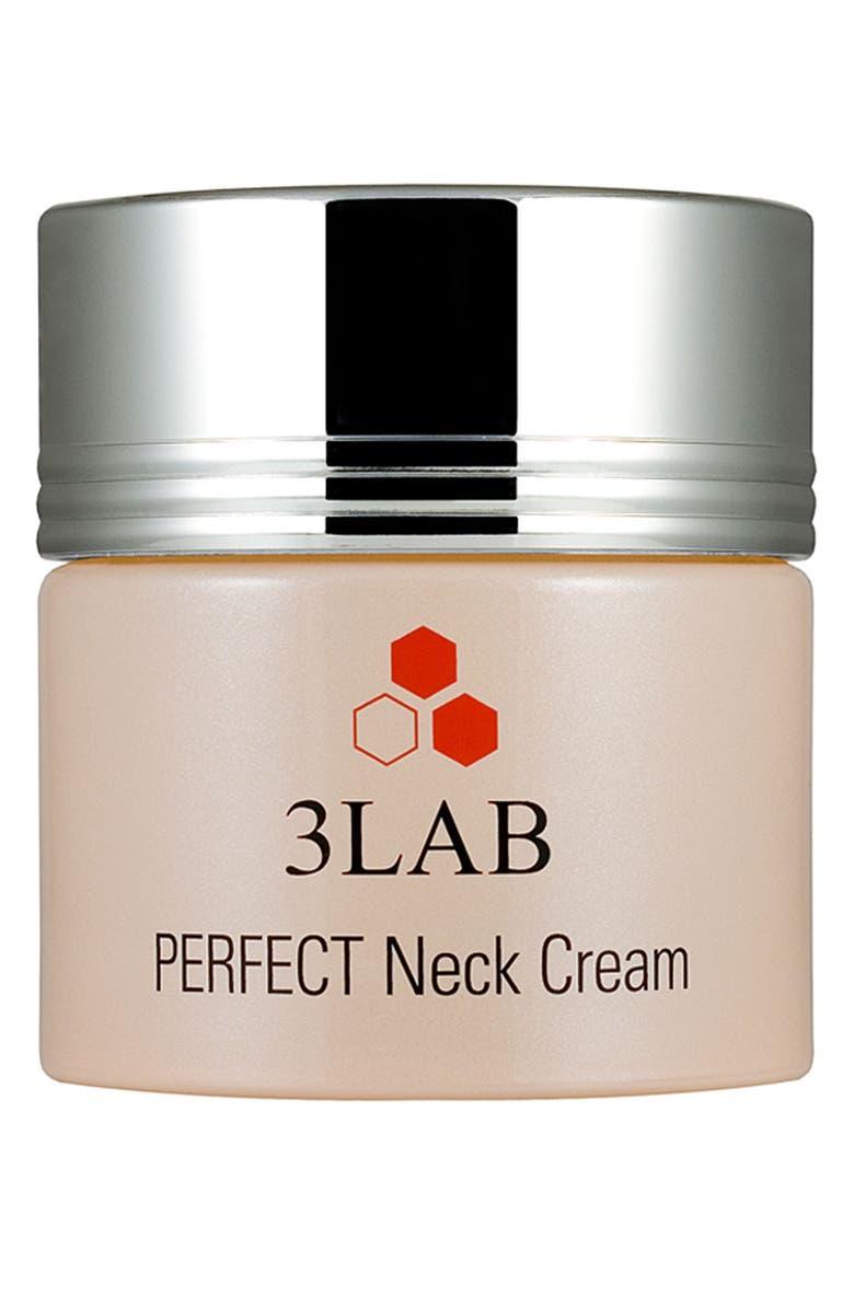 3LAB Perfect Neck Cream, Main, color, NO COLOR