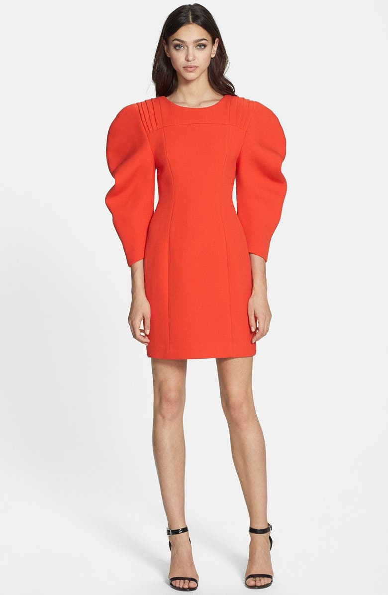 REBECCA MINKOFF 'Satellite' Stretch Sheath Dress, Main, color, 600