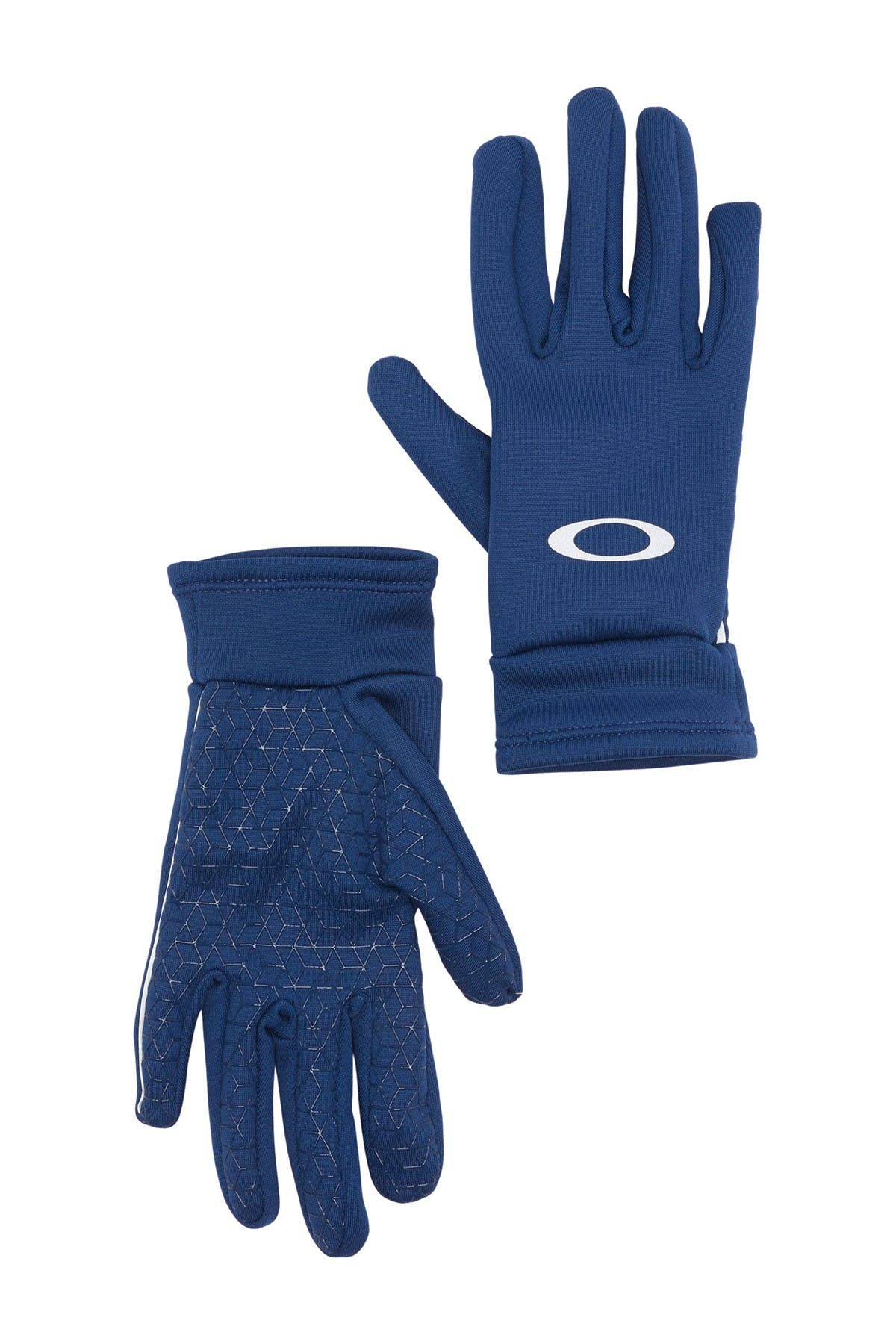 Image of Oakley Logo Fleece Gloves