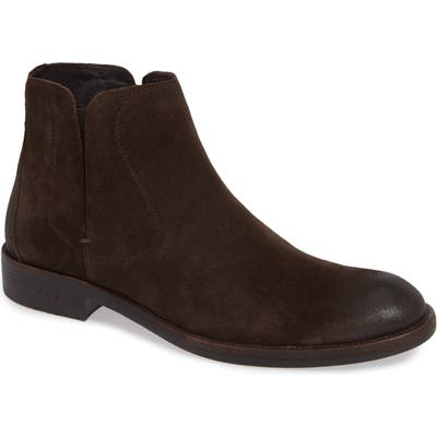John Varvatos Star Usa Waverly Covered Chelsea Boot, Brown