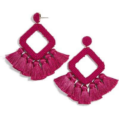 Baublebar Laniyah Tassel Statement Earrings