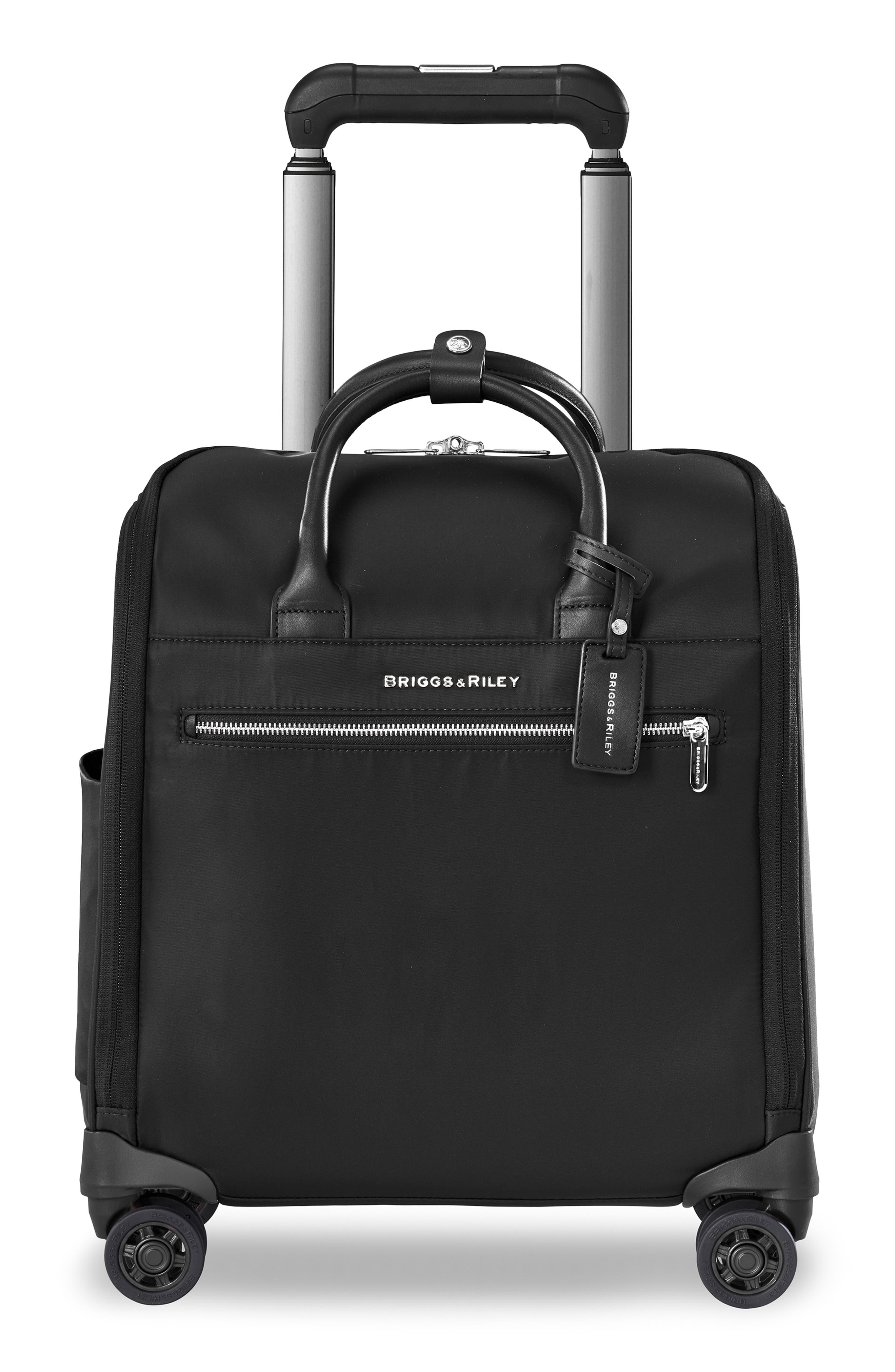 Rhapsody Cabin Spinner Carry-On Suitcase