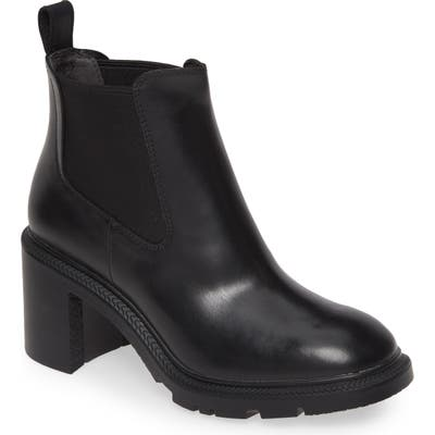 Camper Whitnee Chelsea Boot, Black