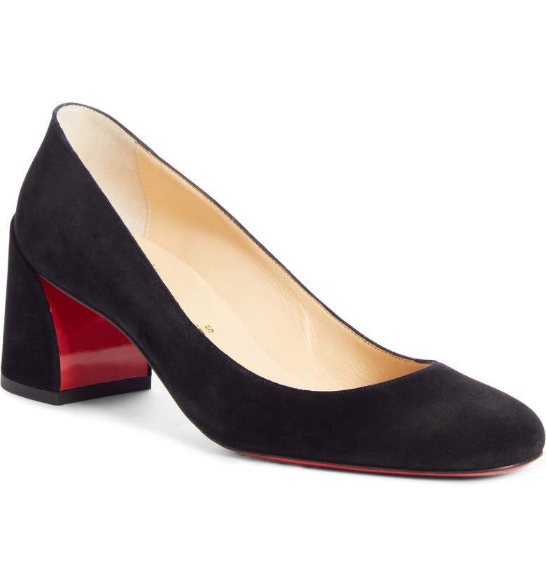 CHRISTIAN LOUBOUTIN Miss Sab Pump, Main, color, BLACK