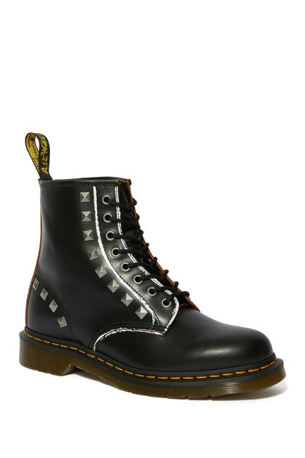 Image of Dr. Martens 1460 Stud Lace-Up Boot