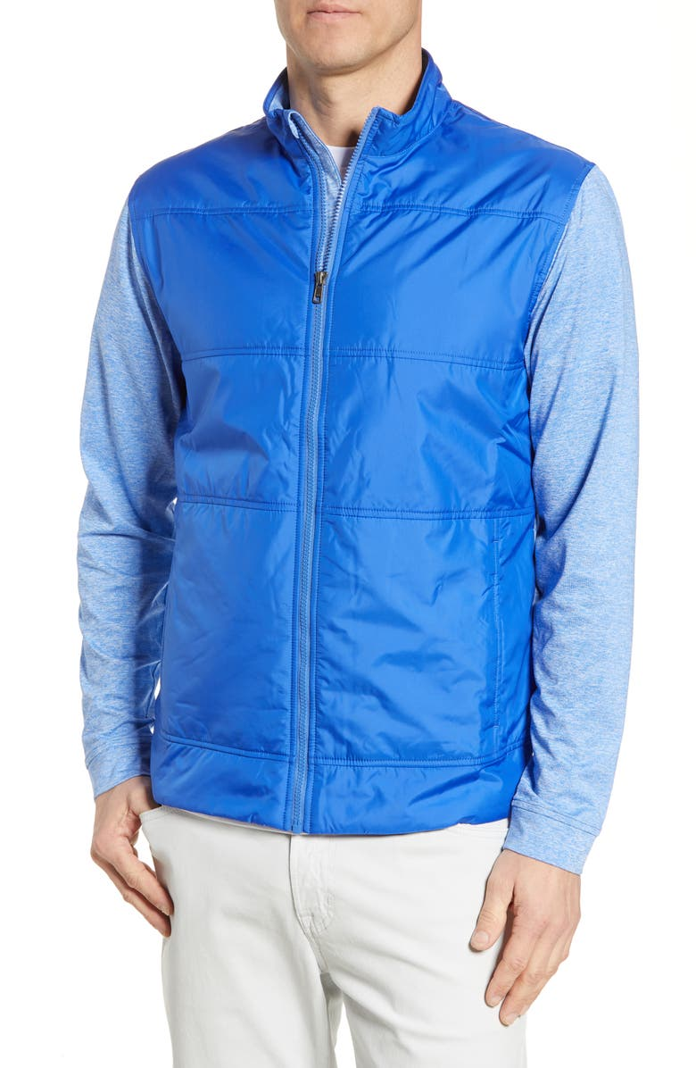 CUTTER & BUCK Stealth Classic Jacket, Main, color, CHELAN