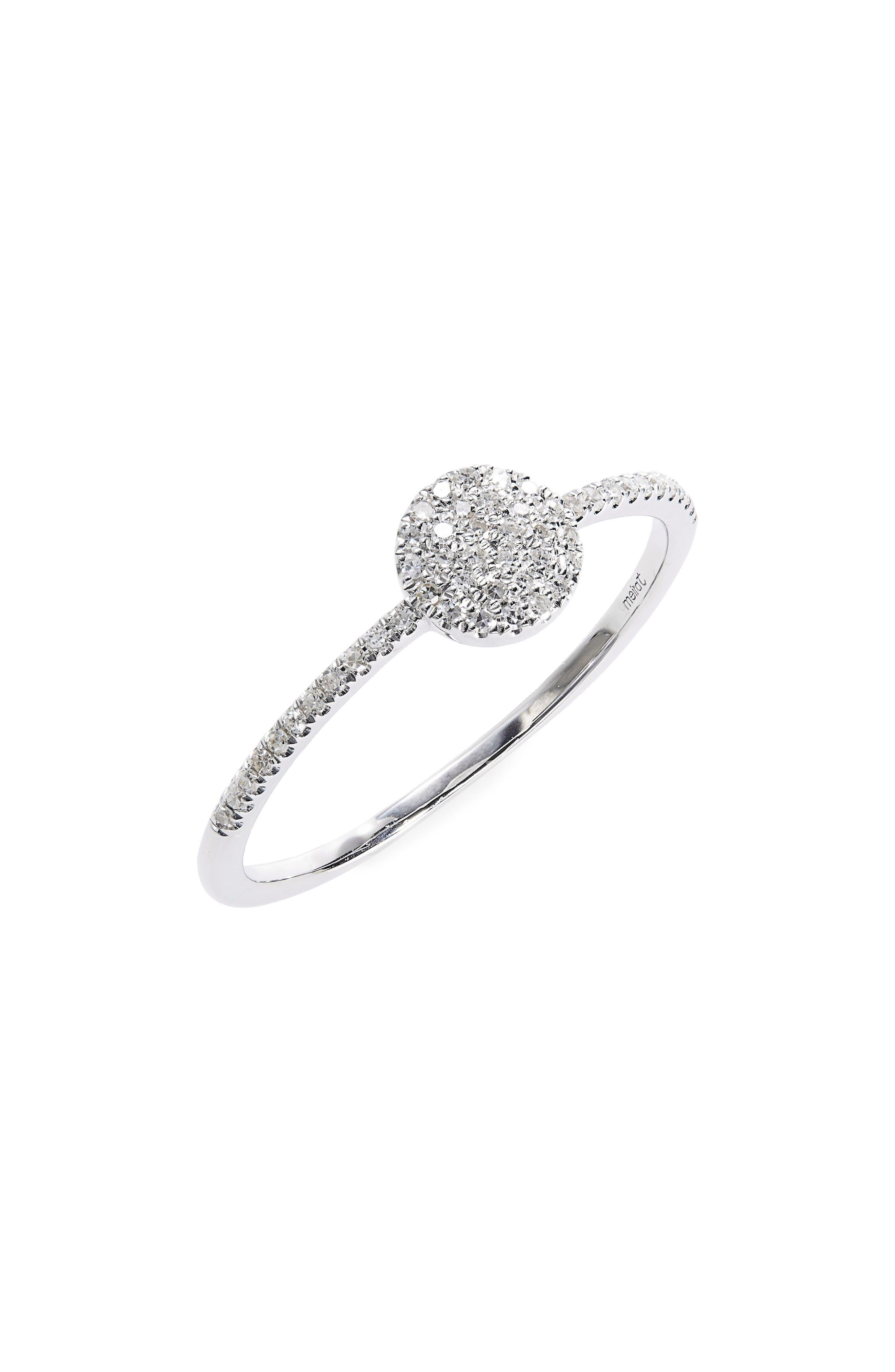 Women's Meira T Diamond Ring