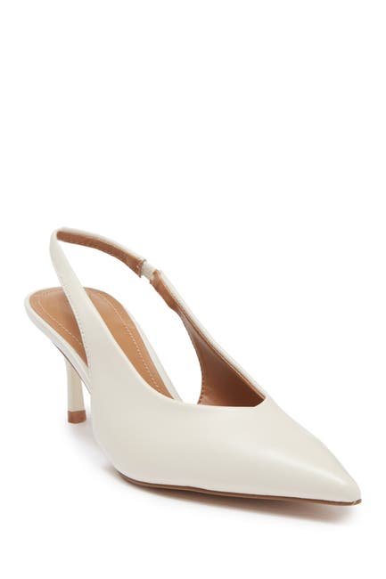 Image of WHO WHAT WEAR Robyn Pump