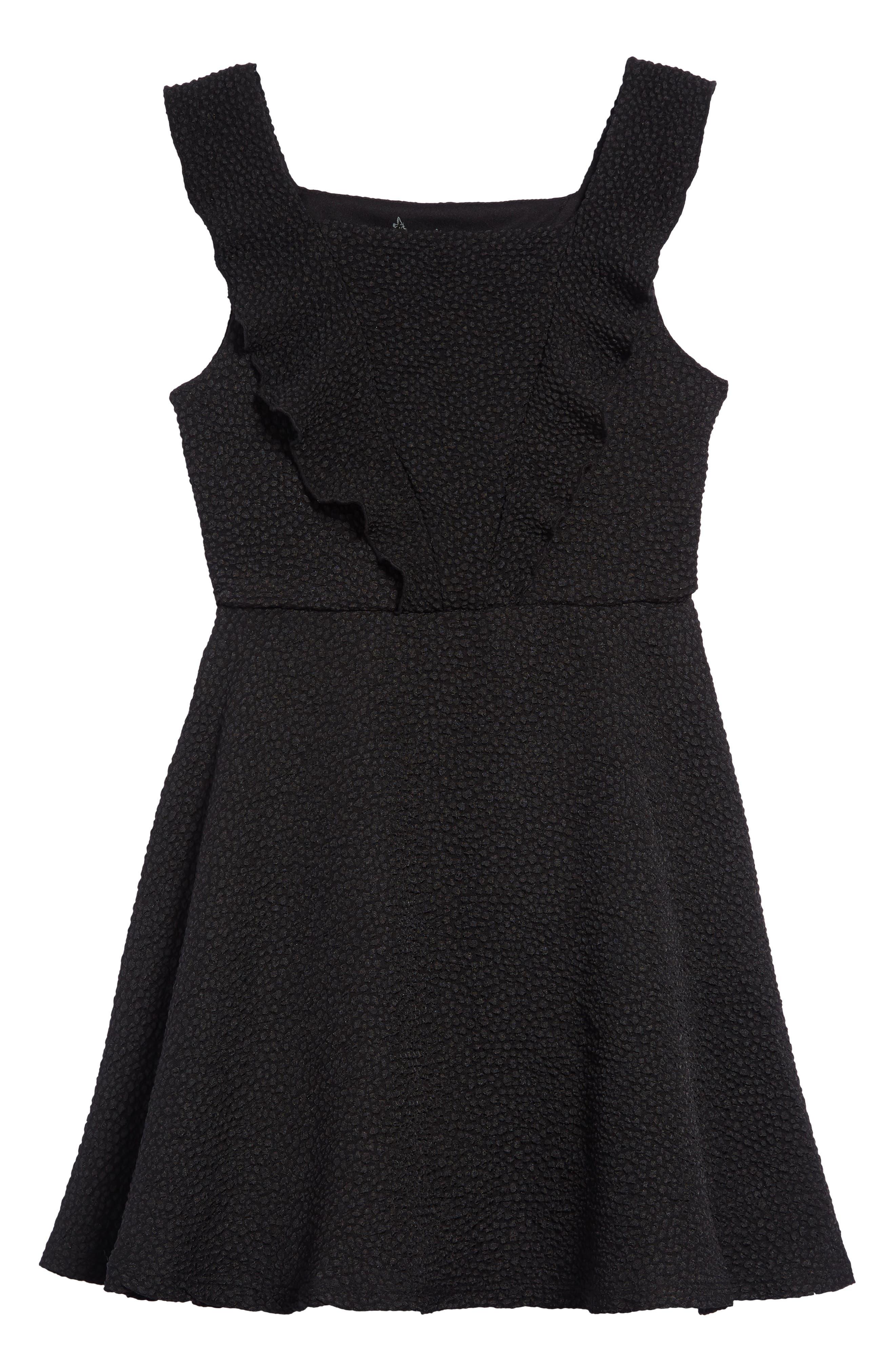 Image of Pippa & Julie Flutter Sleeve Dress