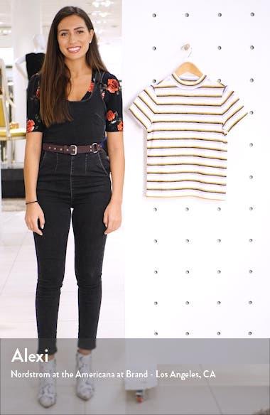 x Claudia Sulewski Mock Neck Tee, sales video thumbnail