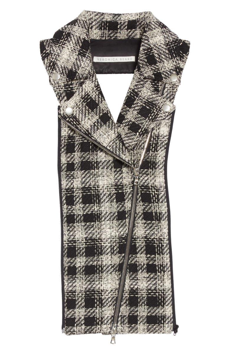 VERONICA BEARD Tweed Dickey, Main, color, 004