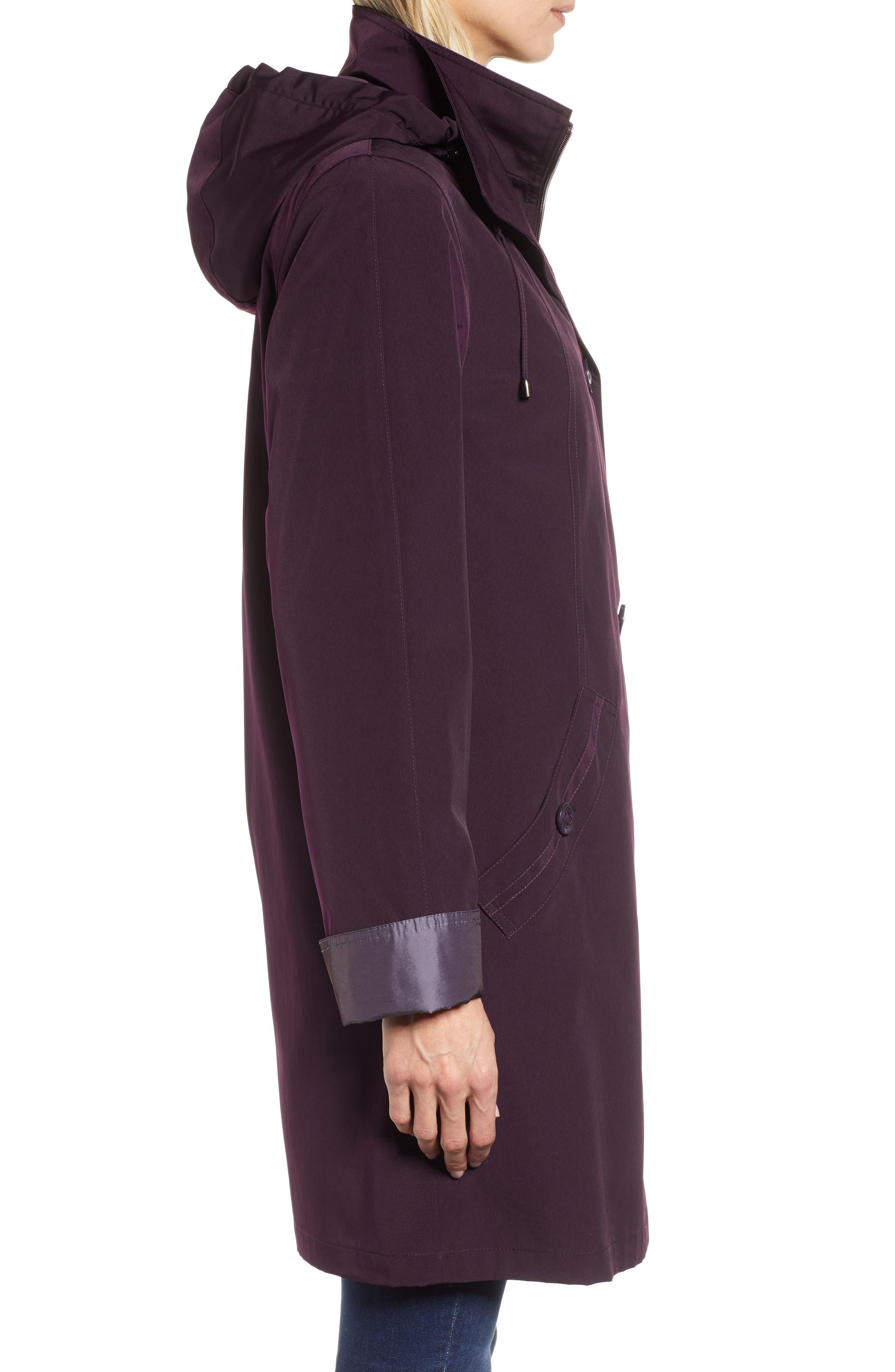 ,                             Detachable Hood & Liner Raincoat,                             Alternate thumbnail 10, color,                             518
