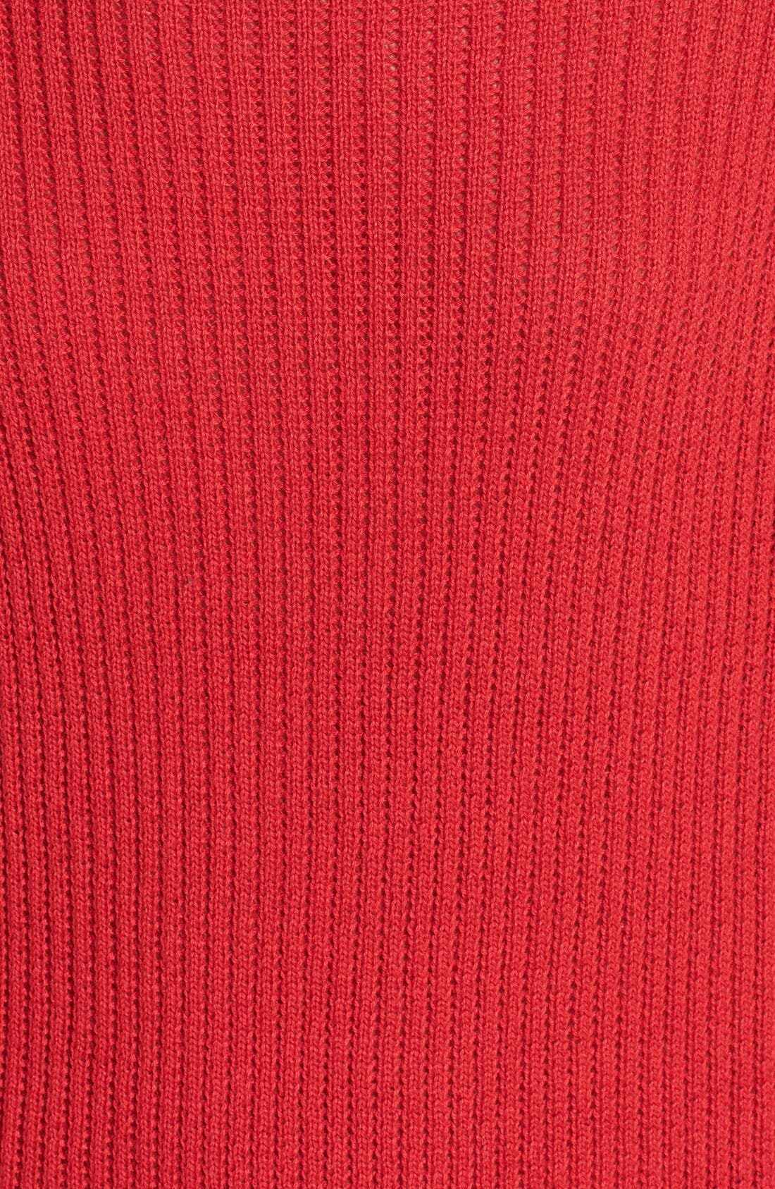 ,                             Mock Neck Sweater,                             Alternate thumbnail 35, color,                             610