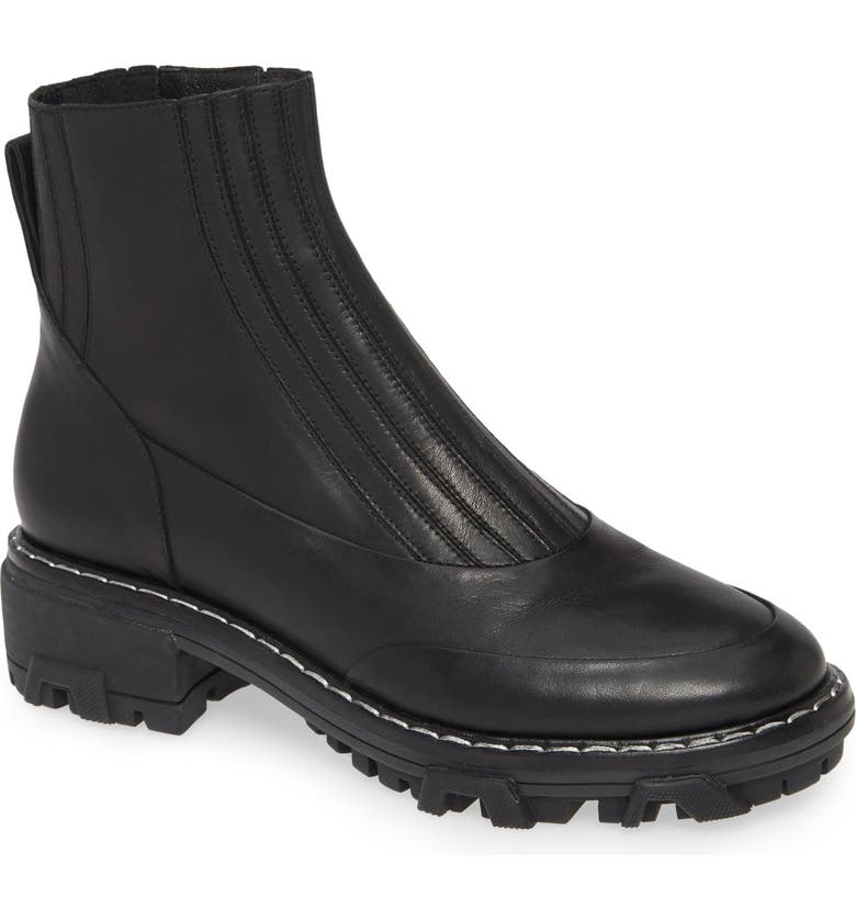 RAG & BONE Shawn Chelsea Boot, Main, color, BLACK