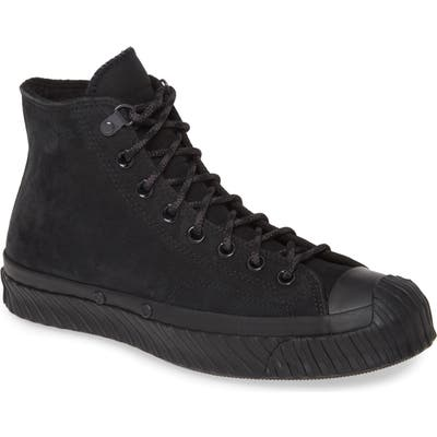 Converse Chuck Taylor All Star Bosey Water Repellent High Top Sneaker, Black