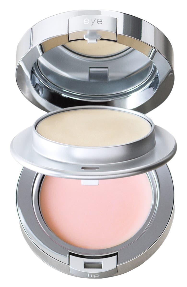 LA PRAIRIE Anti-Aging Eye & Lip Perfection à Porter Eye Cream-Gel and Lip Balm Compact, Main, color, NO COLOR