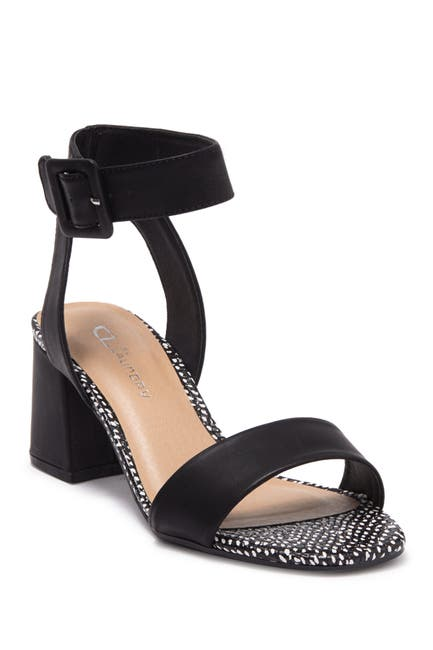 Image of CL by Laundry Beach Side Block Heel Sandal