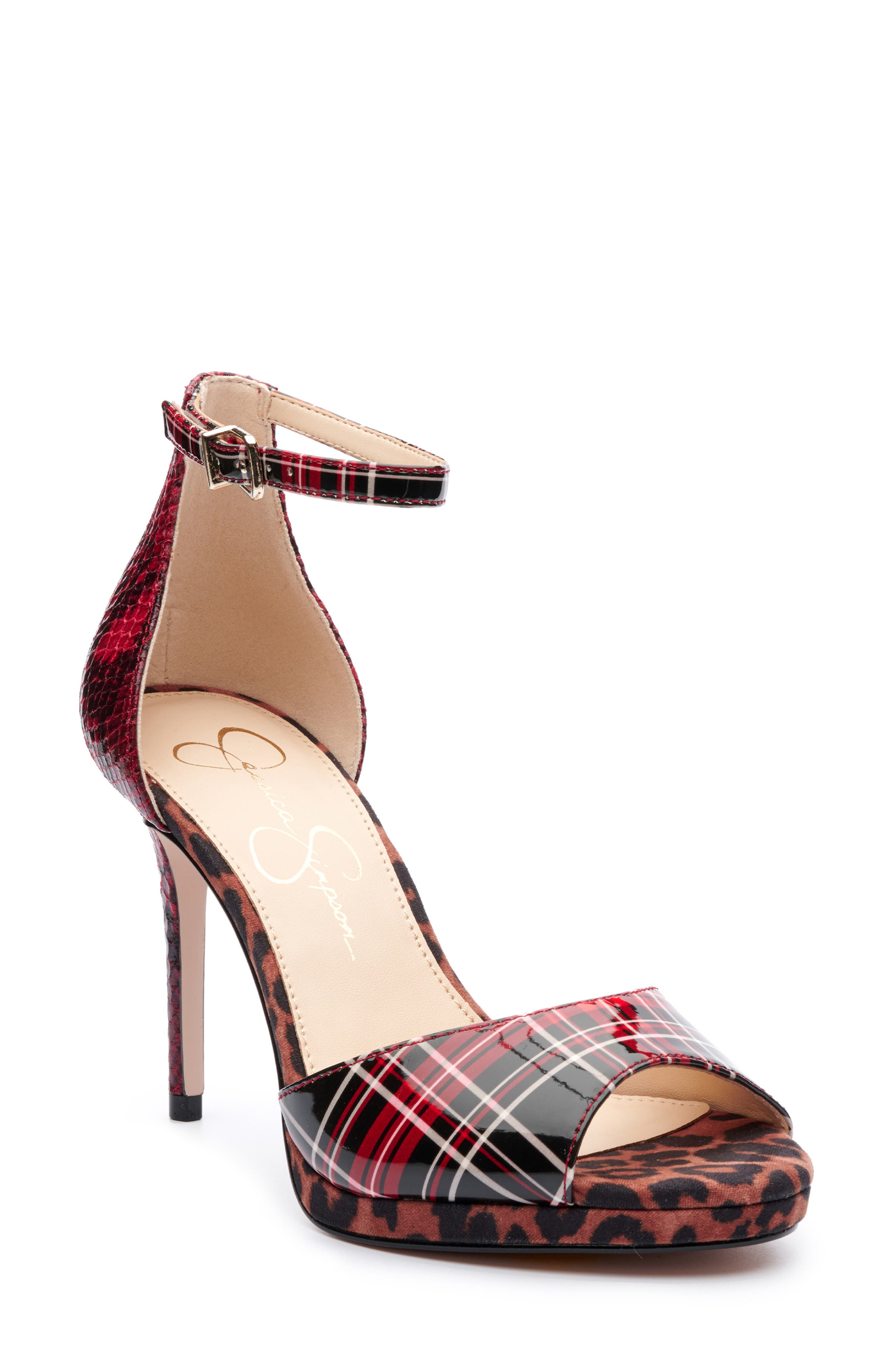 Daisile Ankle Strap Sandal