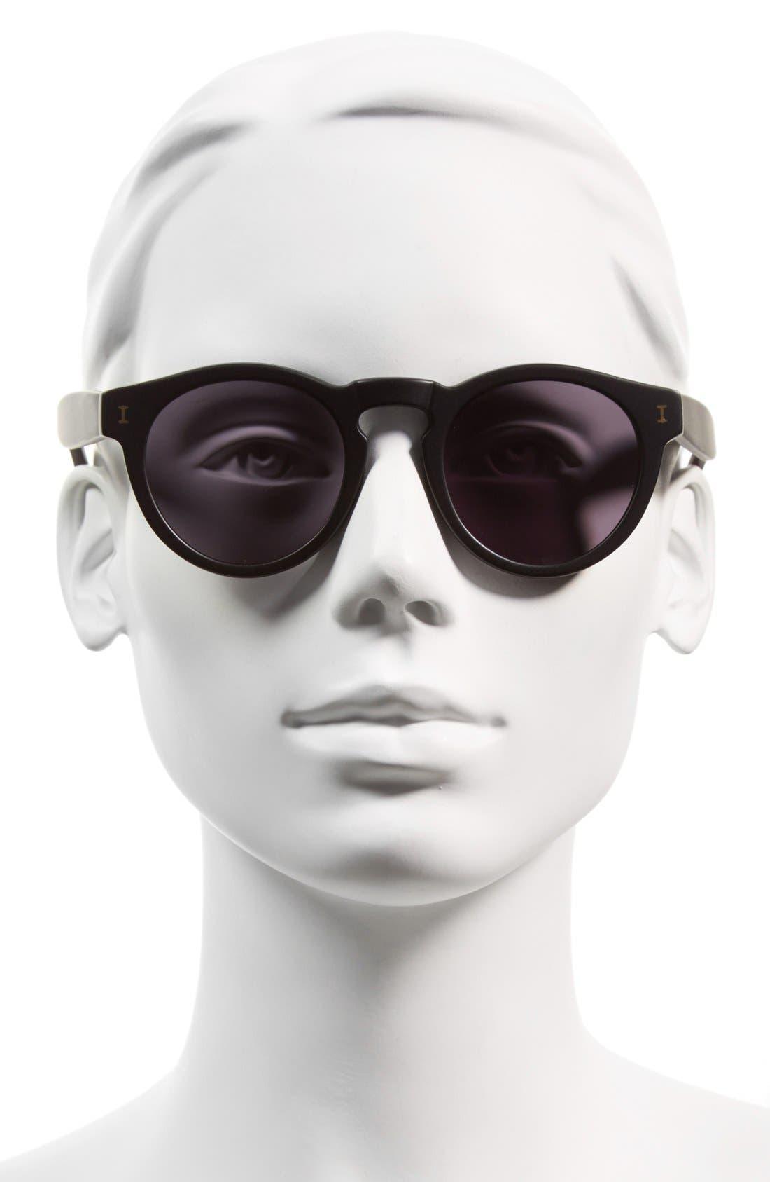 ,                             'Leonard' 47mm Sunglasses,                             Alternate thumbnail 26, color,                             019