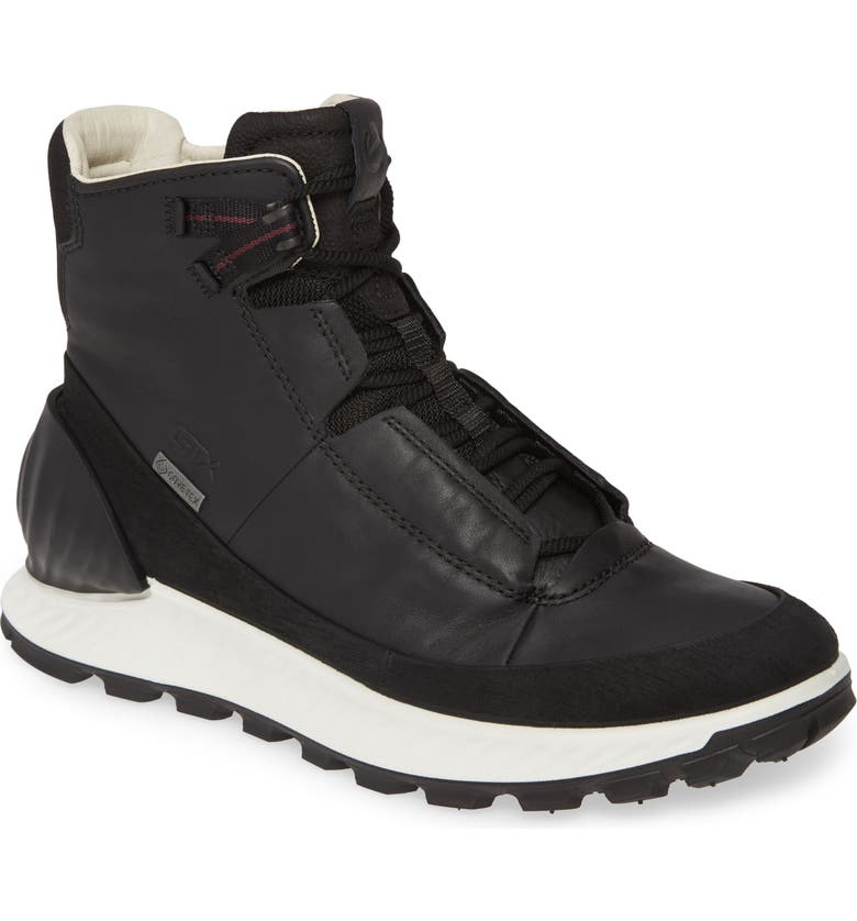 ECCO Exostrike Dyneema Gore-Tex<sup>®</sup> Sneaker Waterproof Boot, Main, color, 009