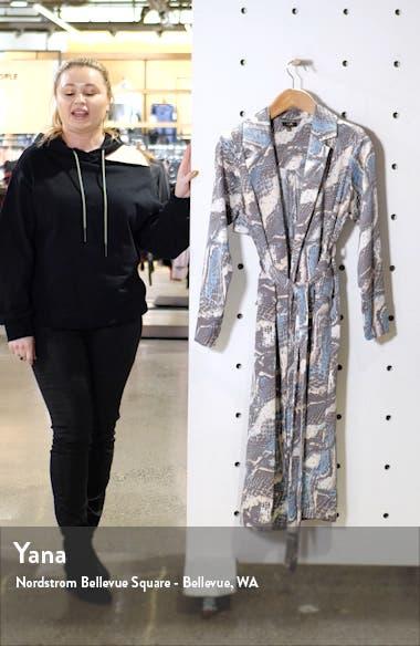 Rika Trench Coat, sales video thumbnail
