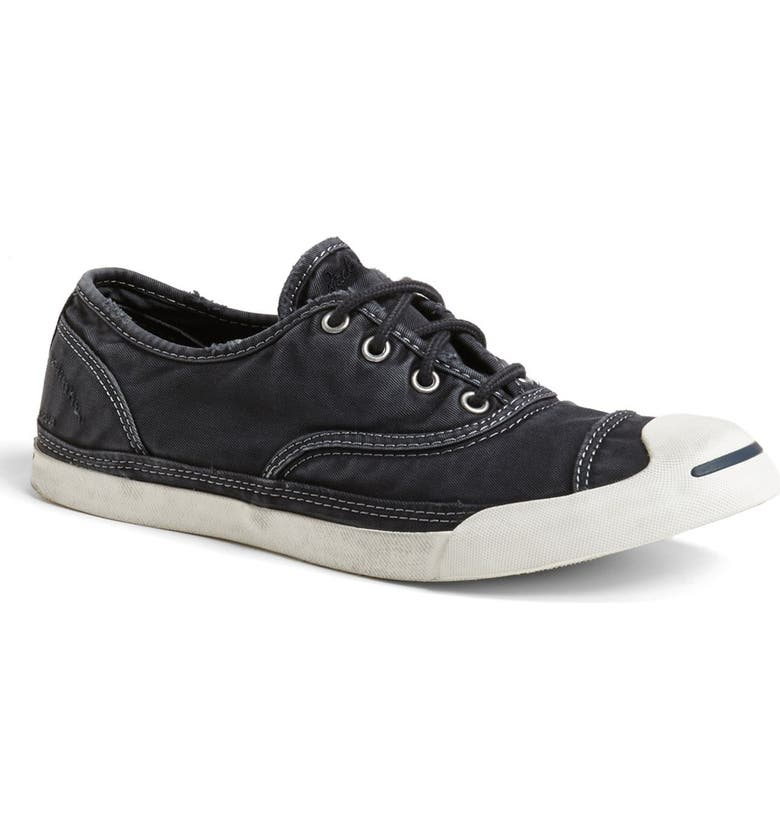 CONVERSE 'Jack Purcell CVO LP' Slip-On Sneaker, Main, color, 001