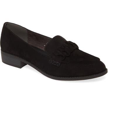 Bc Footwear Self Love Vegan Loafer- Black