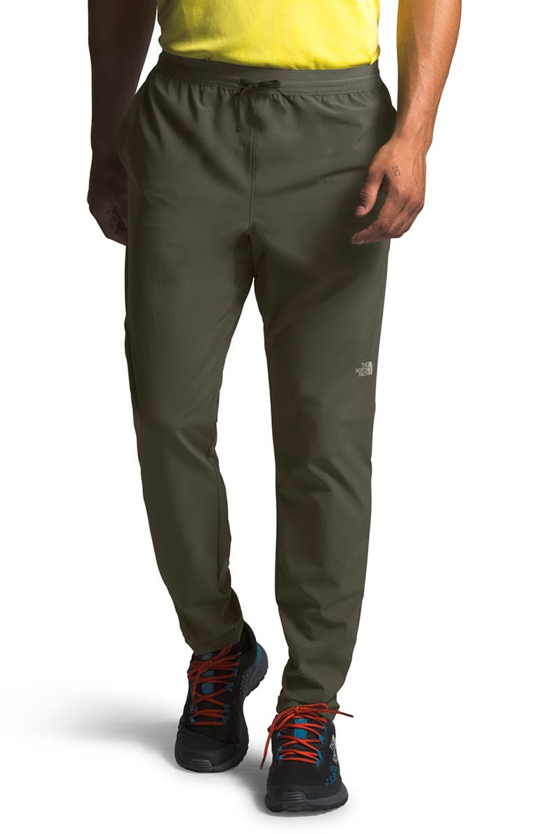 THE NORTH FACE Active Trail Jogger Pants, Main, color, NEW TAUPE GREEN