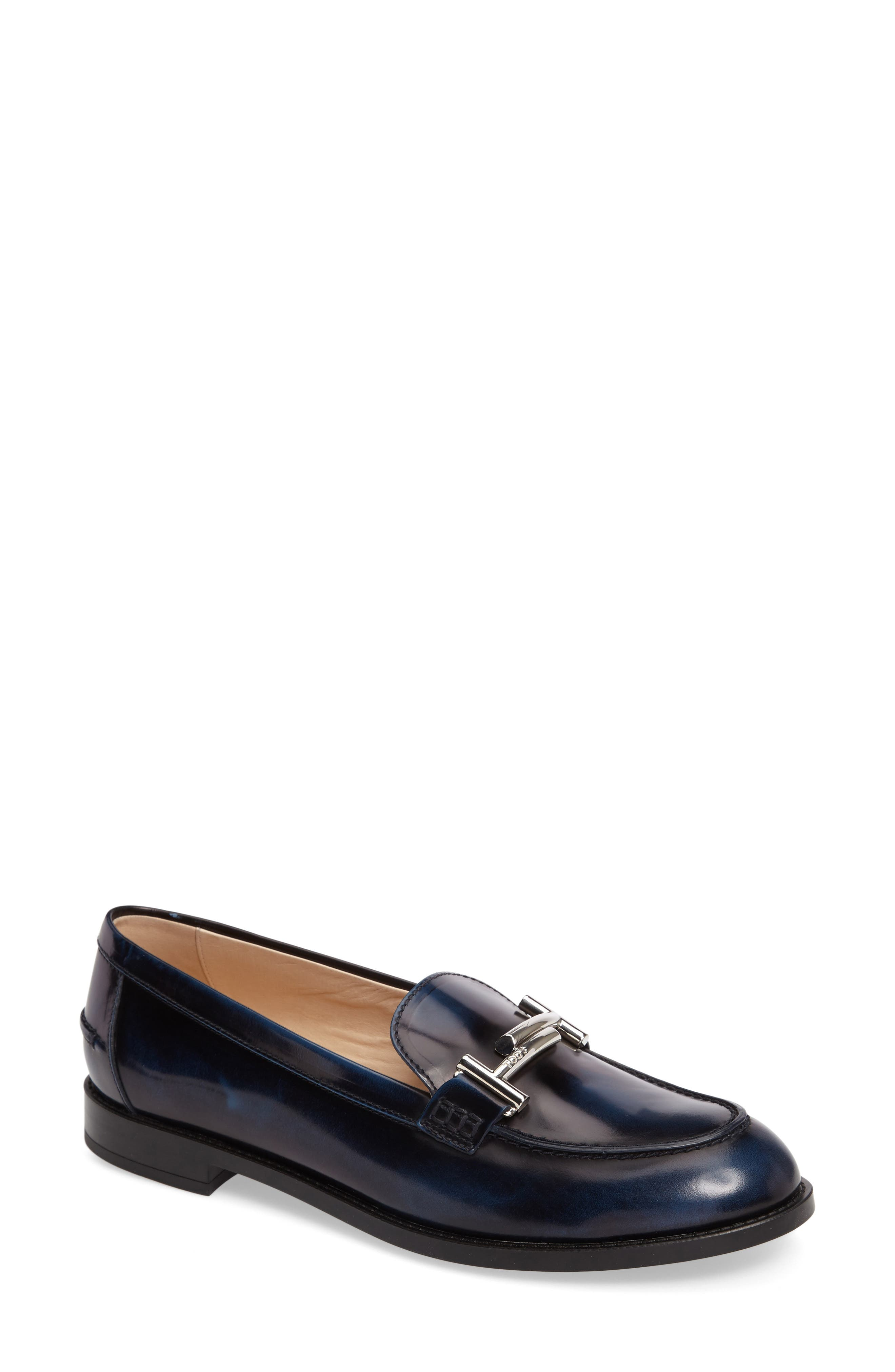 ,                             'Double T' Loafer,                             Main thumbnail 13, color,                             400