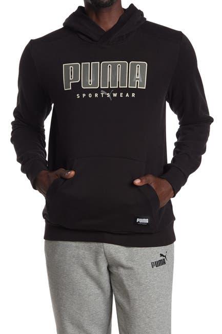 Image of PUMA Athletics Hoodie