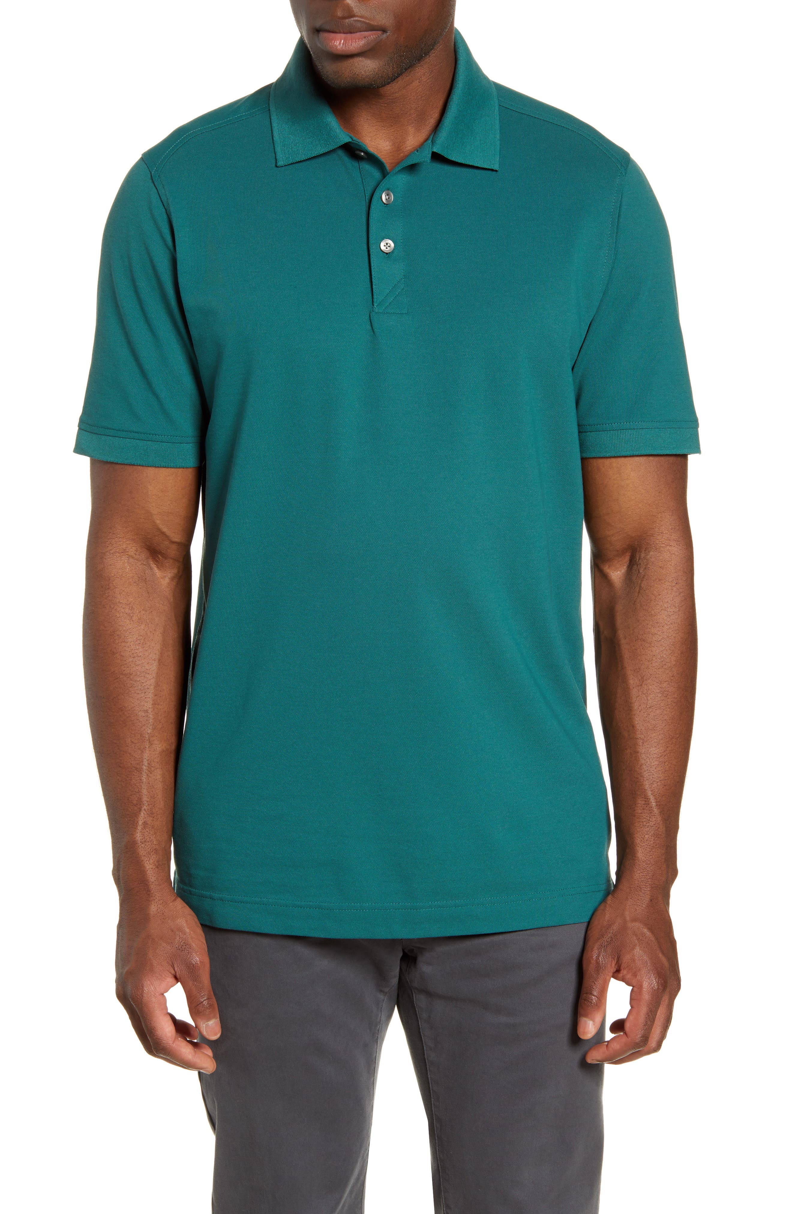 A performance-ready polo made of stretchy DryTec pique fabric keeps you cool and dry while helping to protect the skin from harmful UV rays. Style Name: Cutter & Buck Advantage Golf Polo. Style Number: 5304334. Available in stores.