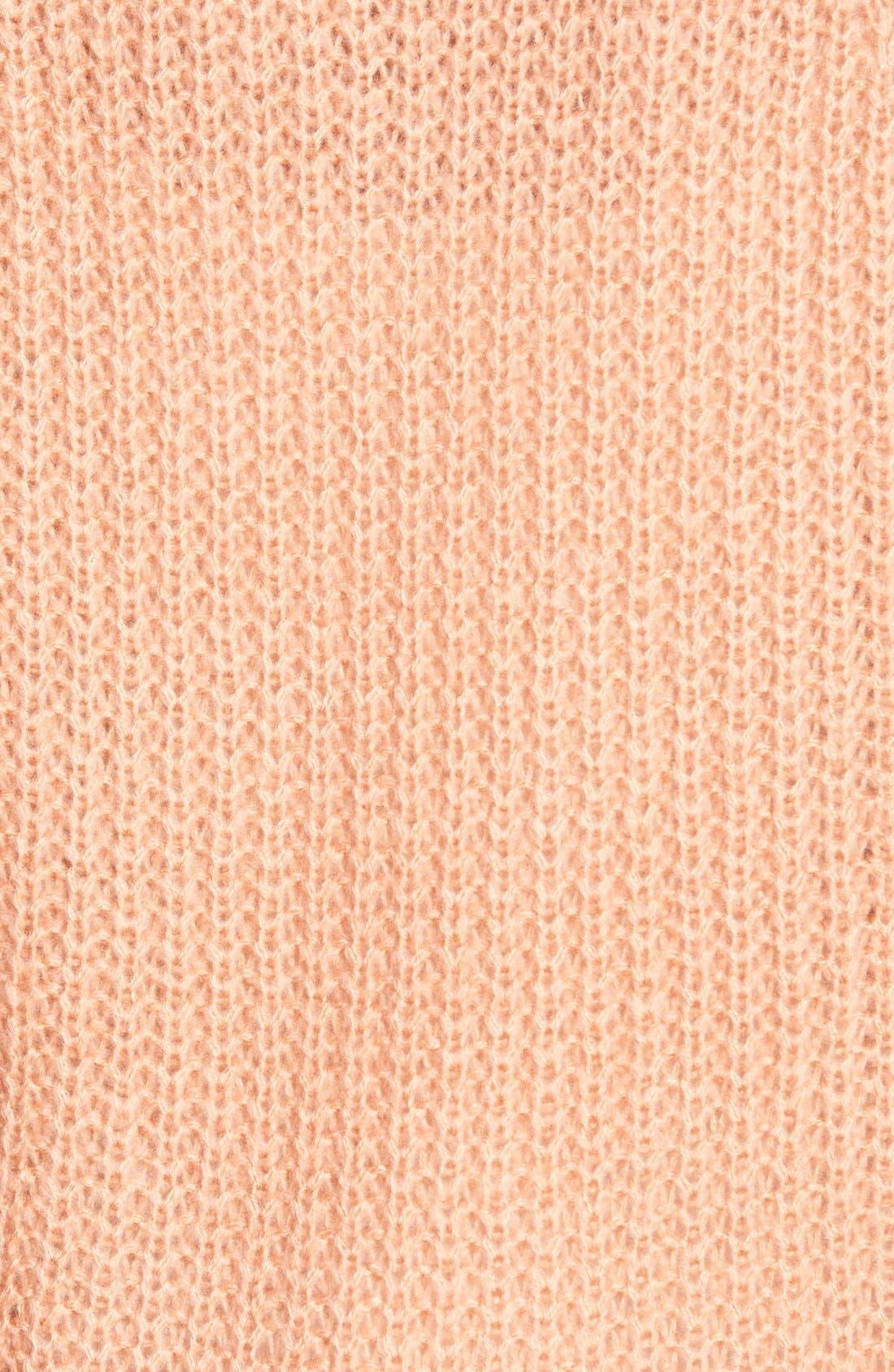 ,                             Cowl Neck Sweater,                             Alternate thumbnail 36, color,                             650