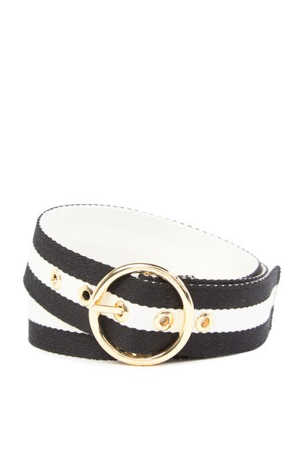 Image of Linea Pelle Stripe Belt