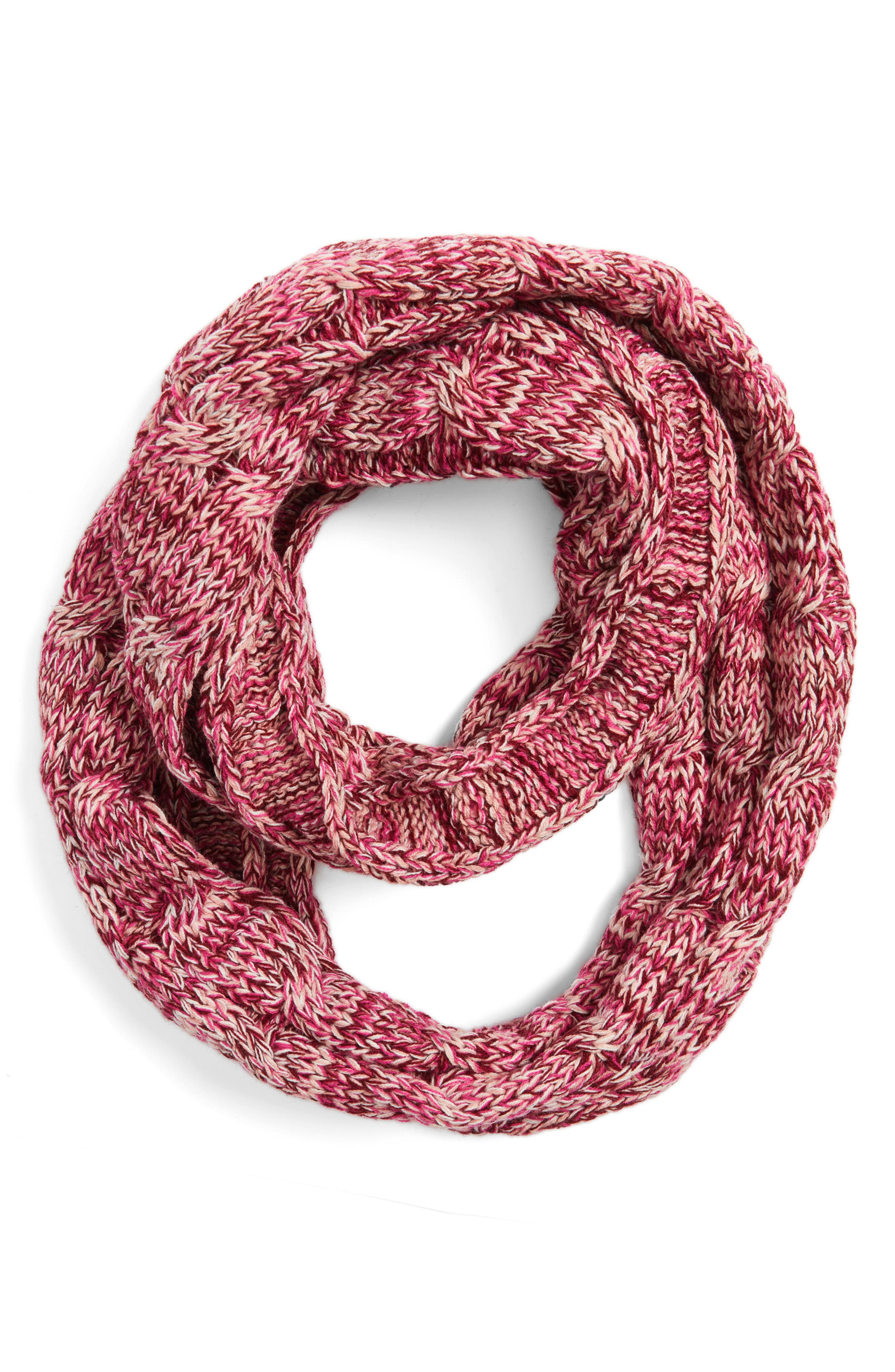 ,                             CC Knit Infinity Scarf,                             Alternate thumbnail 13, color,                             650