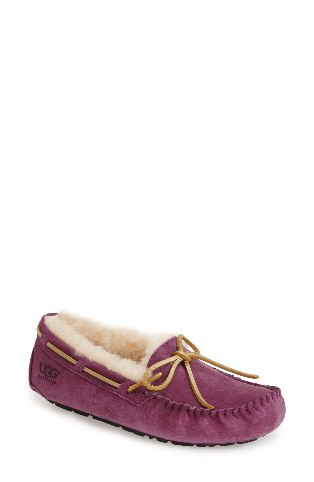 ,                             Dakota Water Resistant Slipper,                             Main thumbnail 221, color,                             520