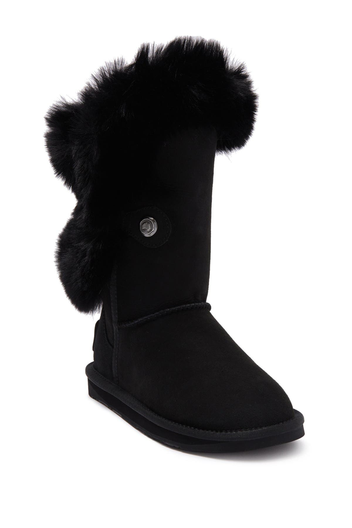 Image of Australia Luxe Collective Nordic Short Luxe Faux Fur Boot