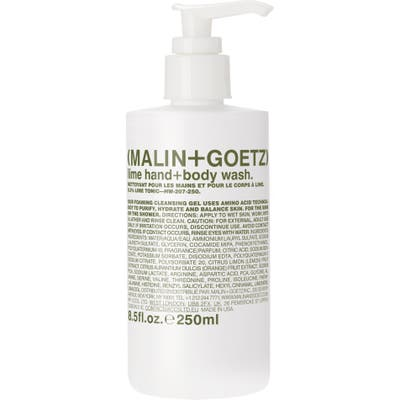 Malin+Goetz Lime Hand & Body Wash With Pump