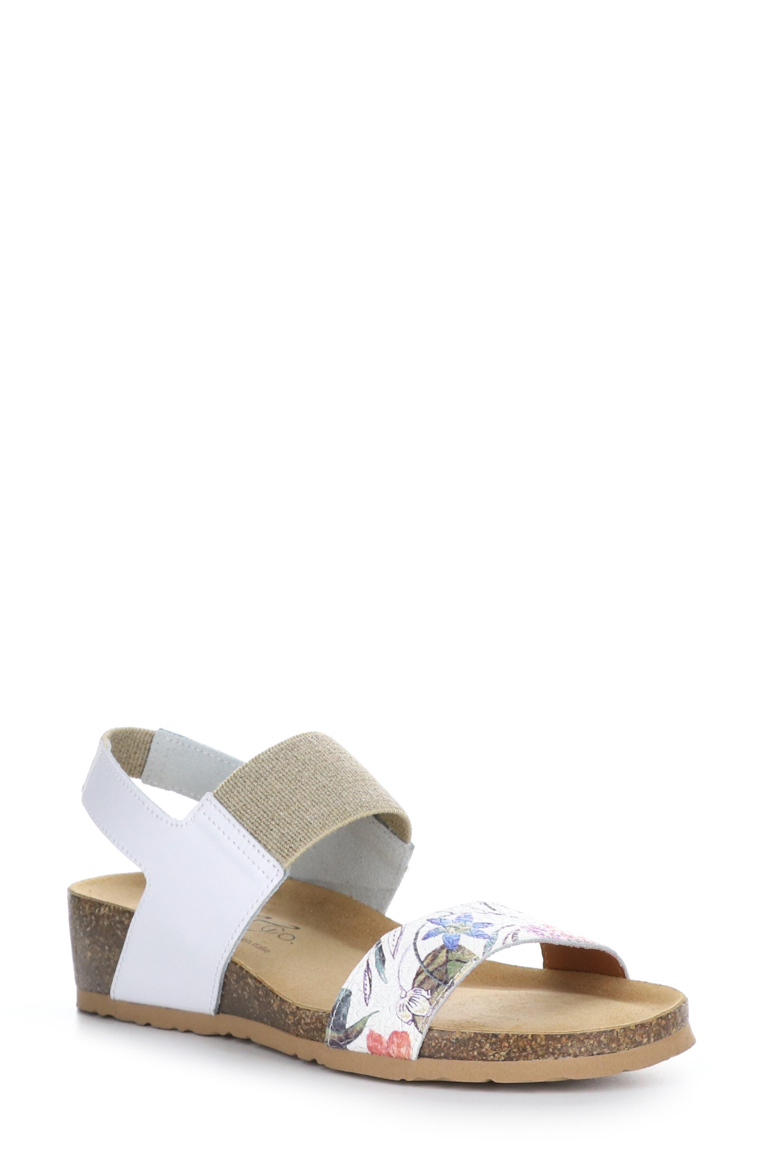 Lazio Wedge Sandal