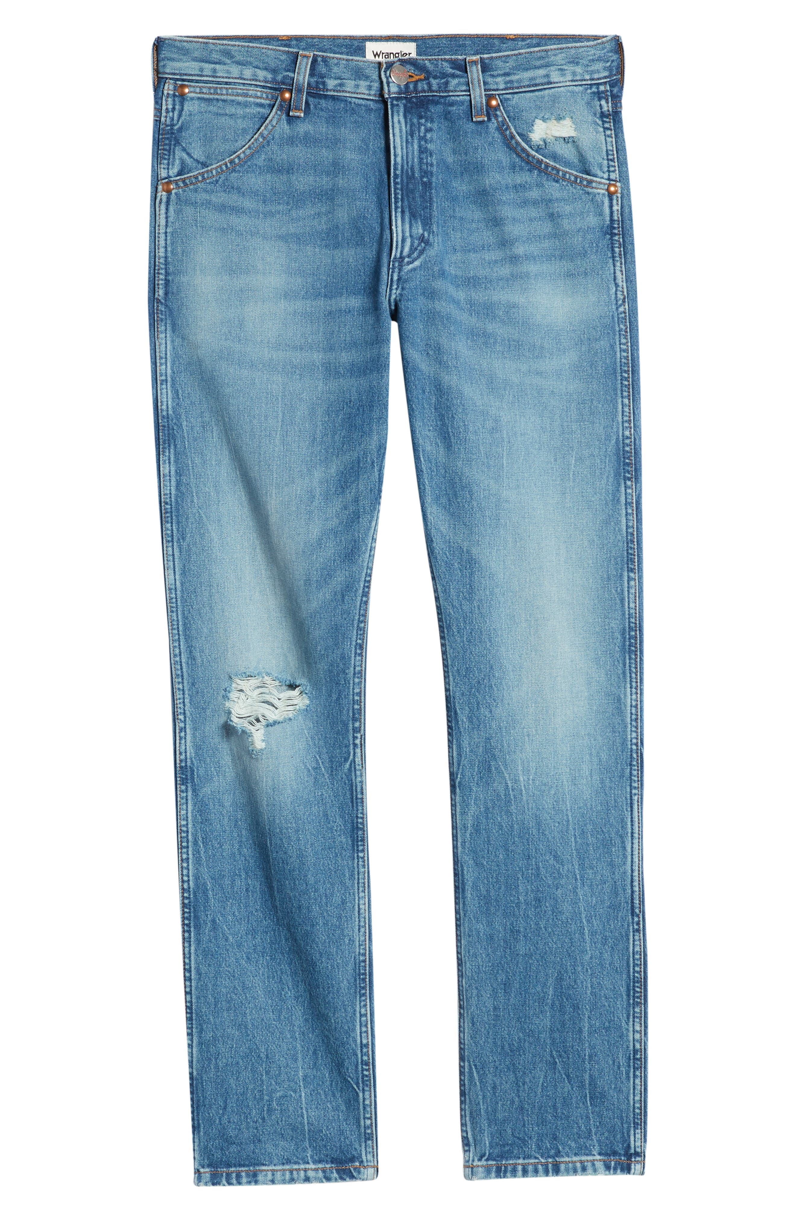 ,                             Icons Slim Fit Jeans,                             Alternate thumbnail 7, color,                             3 YEAR