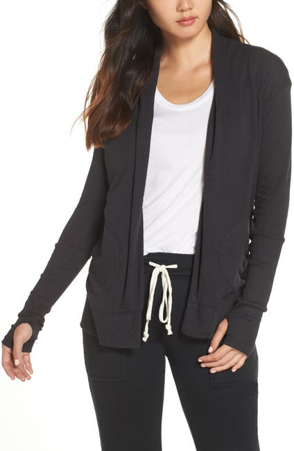 Image of Alternative Open Front Lounge Cardigan