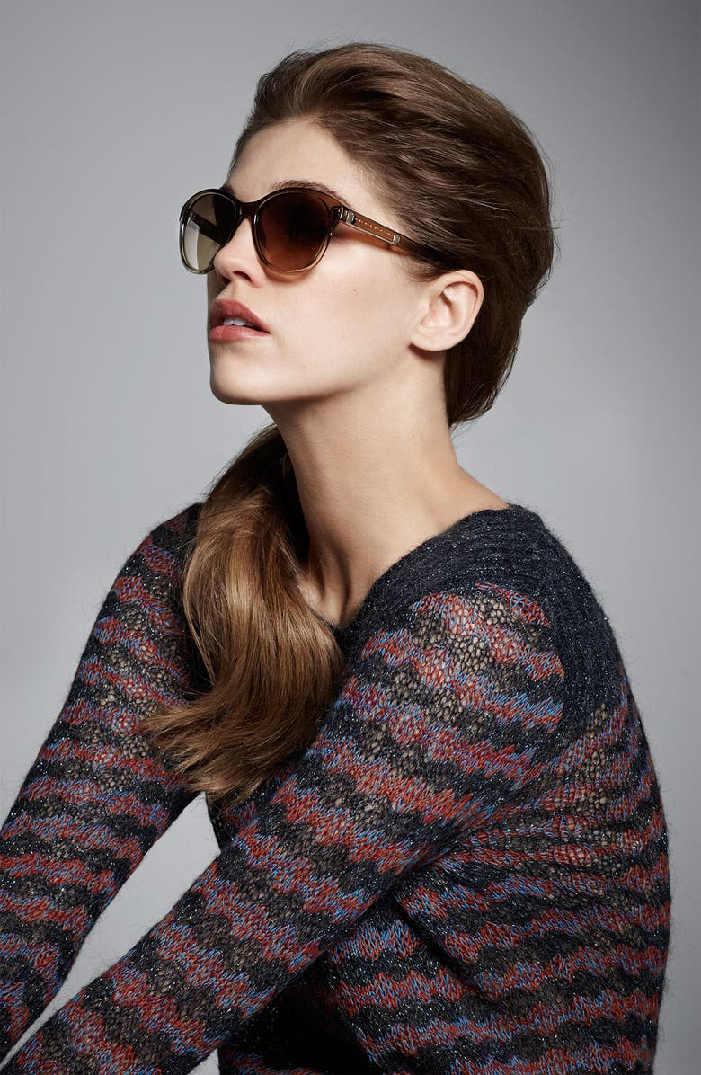 MARC BY MARC JACOBS 'Twinkle' Stripe Sweater, Main, color, 020