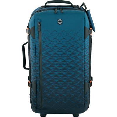 Victorinox Swiss Army Vx Touring Medium 26-Inch Wheeled Duffle Bag - Blue