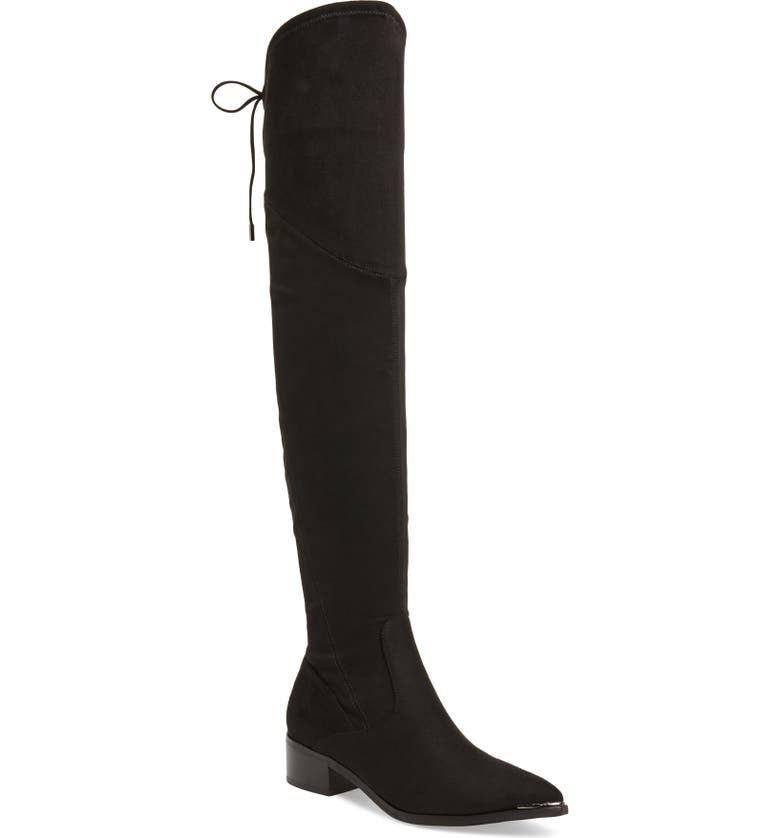 MARC FISHER LTD . Yuna Over the Knee Boot, Main, color, 001