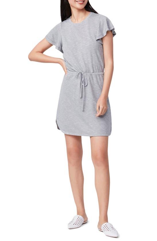 Paige BRIELLE DRAWSTRING T-SHIRT DRESS