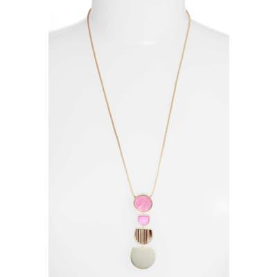 Kendra Scott Long Pendant Slider Necklace